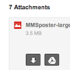 Gmail's new attachment experience
