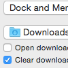Clear Download History